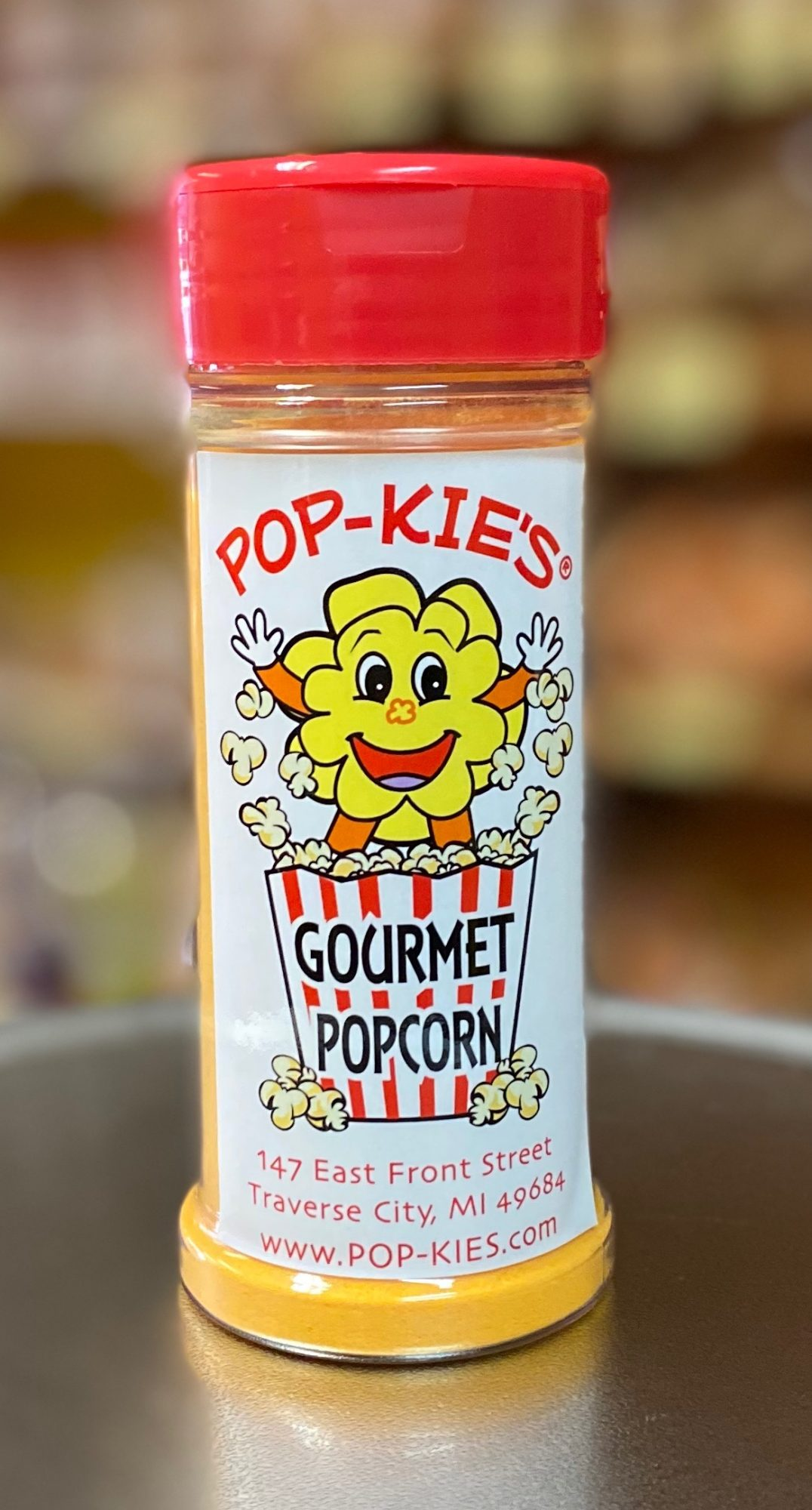 Butter Popcorn Seasoning Popkies