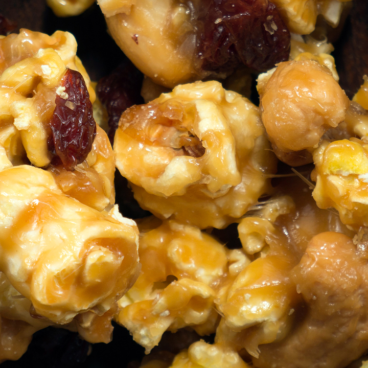Nut Lover's Popcorn